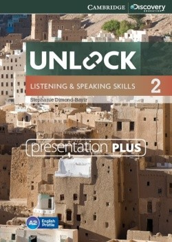 Unlock Level 2 Listening & Speaking Skills