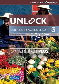 Unlock Level 3 Listening & Speaking Skills