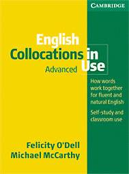 English Collocations in Use Advanced