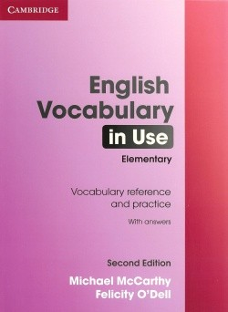 English Vocabulary in Use Elementary 2nd edition