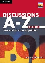 Discussions A-Z Advanced