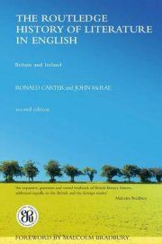 Routledge History of Literature in English