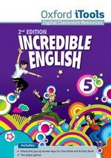 Incredible English 5 2nd edition