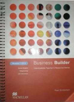 Business Builder Modules 1, 2, 3