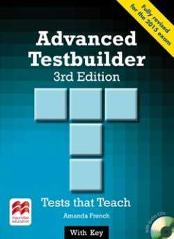 Advanced Testbuilder 3rd Edition