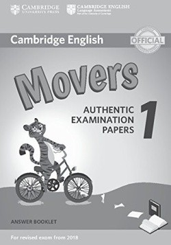 Cambridge Young Learners English Tests 1 for revised exam from 2018 Movers