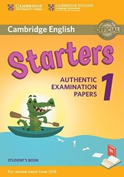 Cambridge Young Learners English Tests 1 for revised exam from 2018 Starters