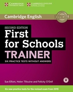 First for Schools Trainer 2nd Edition