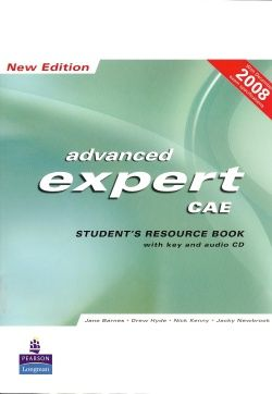 Advanced Expert CAE new edition