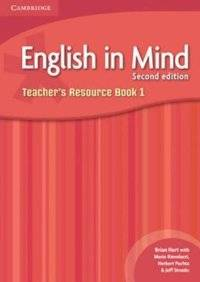 English in Mind Level 1 2nd edition