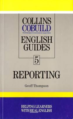 Collins Cobuild English Guides 5 Reporting