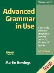 Advanced Grammar in Use 2nd edition