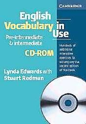 English Vocabulary in Use Pre-Intermediate and Intermediate
