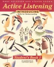 Active Listening 1 Introducing Skills for Understanding