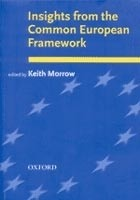 Insights from the Common Europaean Framework