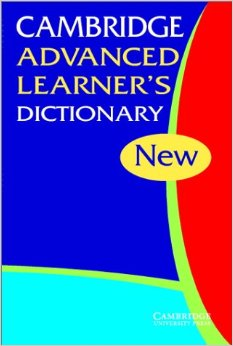 Cambridge Advanced Learner's Dictionary 1st edition