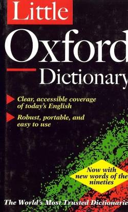 Little Oxford Dictionary, The