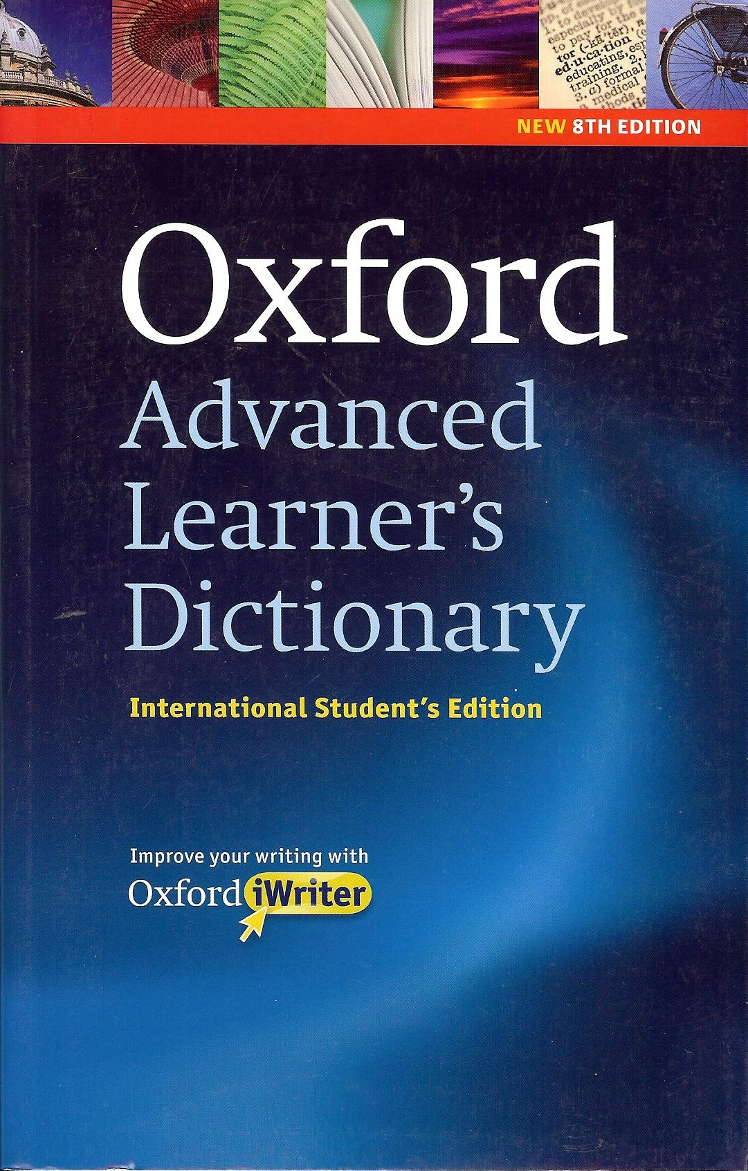 Oxford Advanced Learner's Dictionary 8th edition ISE
