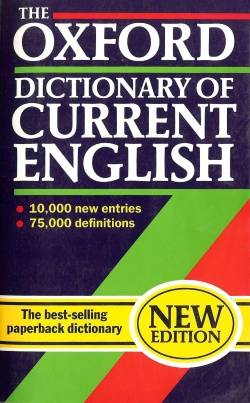 Oxford Dictionary of Current English, The